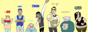 The Internet by Awesome-Deviant-Name