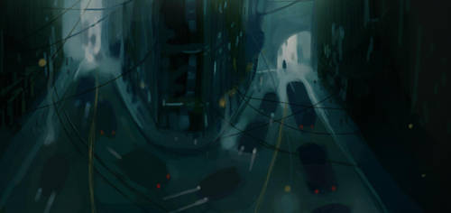Walk from work by Awesome-Deviant-Name