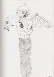devilscreature by Jaizeci