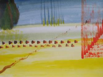 expressionism by Jaizeci