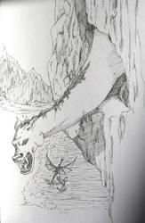 dragon by Jaizeci