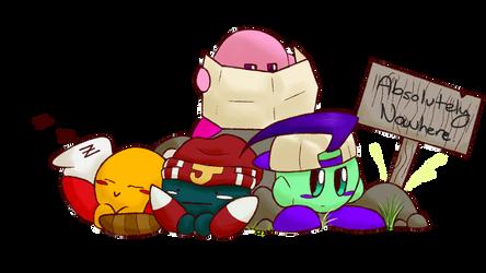 The Strikeforce Squad by DrakynRoll