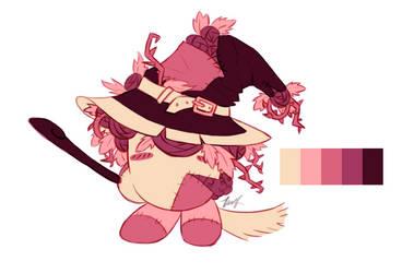 Rose Broom Hatter by DrakynRoll