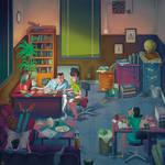 Publishing House by KIMSULLIVAN