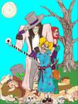 Deddrie Family by Deddrie