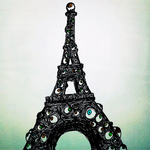 Eyeful Tower Bright Color by Deddrie