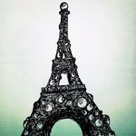 Eyeful Tower Contrast by Deddrie