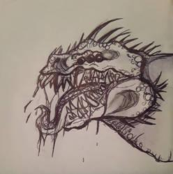 blarghlarghlrghlrgh by Jaystarthecat