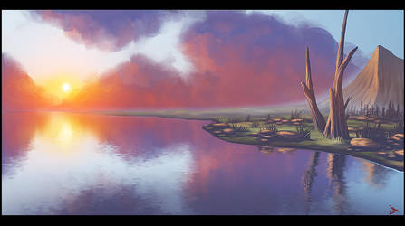 Lake placid by leywad