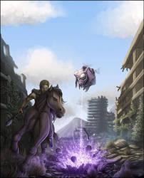 Battlefield earth by leywad