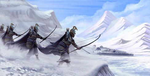 Orcs of Gundabad by leywad