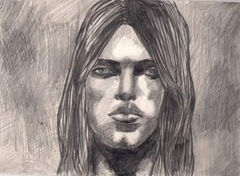 David Gilmour by k-tatanka