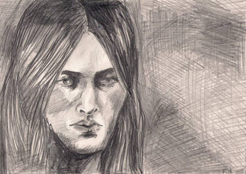 David Gilmour 2 by k-tatanka