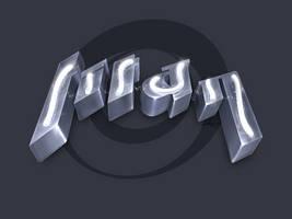 Titan Logo by kenet