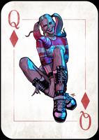 Harley Quinn by MattiasArt