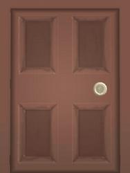 Miitomo Door by Rosemoji
