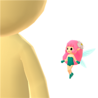 Fairy Companion by Rosemoji