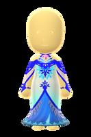 Ice Princess Dress by Rosemoji