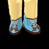 Fairy Tale Princess Boots by Rosemoji