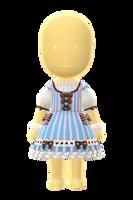 Fairy Tale Princess Dress by Rosemoji