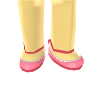 Sweetie Lace Shoes by Rosemoji
