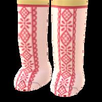 Sweetie Lace Stockings by Rosemoji