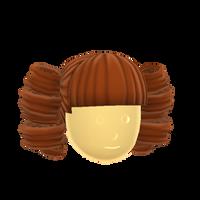 Spiral Bunches Wig by Rosemoji