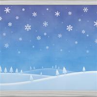 Snowy Landscape by Rosemoji