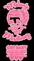 Cry Baby Perfume Logo by Rosemoji