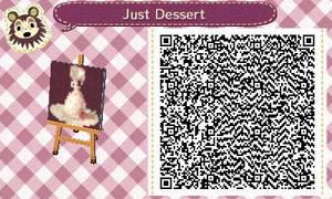 Just Dessert by Rosemoji