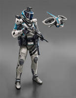 Phalanx Trooper by Phade01
