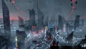 Bay City by Phade01