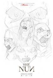 The Nun mock sketch by westwolf270