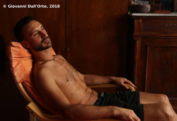 Relaxed beauty - Photo by Giovanni Dall'Orto, 2018 by giovannidallorto