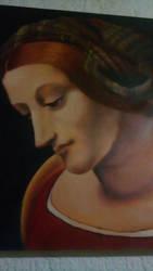 Maddona by luis-GAH
