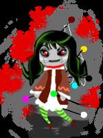 Little voodoo doll by alischan