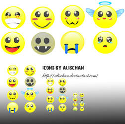 Icons by alischan
