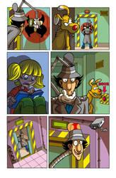 Next time, Gadget by scoundreldaze