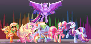 Power of Friendship by Calamity-Studios