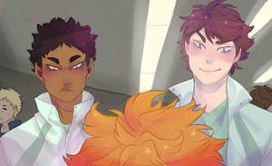 Iwaoi redraw by Small-Bean