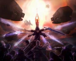 Final Fantasy XV - Unbreakably Bound by branden9654