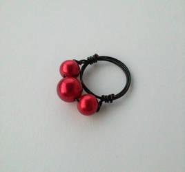 Wire Ring (Practice) by BrinkisBrinkis