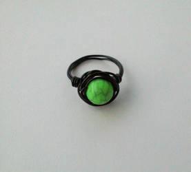 Wire Ring 2(Practice) by BrinkisBrinkis