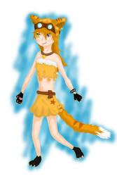 Rio Human form :3 by YuKirro