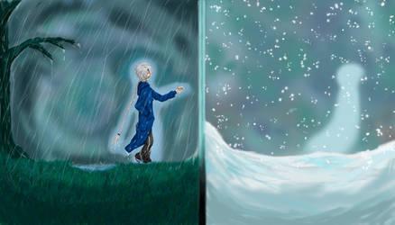 Kirro in the rain.. by YuKirro