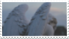 weeping angel (stamp) by heartsickdreams