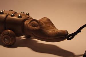 Croc by JacekSwietnicki