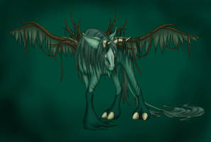 Swamp Pheygrin by shayhalen