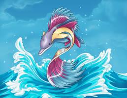 Orothe Dream Creature by shayhalen