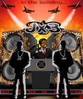 Jx3: radio personality by vannickArtz